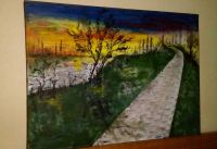 by-the-river-oil-on-canv-50x70-cm