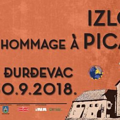 Izložba Pabla Picassa u Đurđevcu