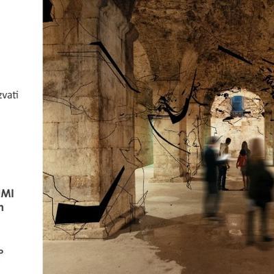 Izložba Tvrtka Burića  ''Line memories''