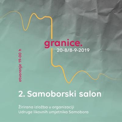 Otvorenje 2. Samoborskog salona  - Granice
