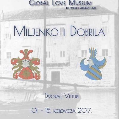 Izložba 'Global Love Museum - Miljenko i Dobrila' u Kaštelima...