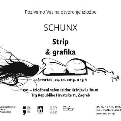 Schunx: Strip&grafika