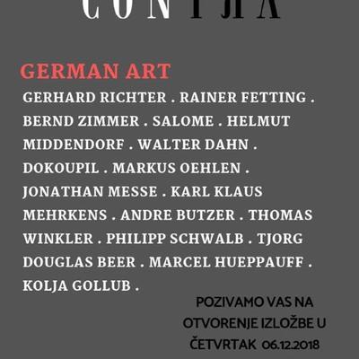 Velika skupna izložba njemačkih umjetnika